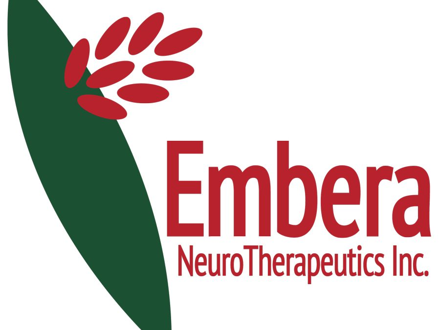 BRF's EAP portfolio company Embera NeuroTherapeutics announces first subject dosed in Phase 2 of EMB-001 in cocaine use disorder